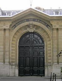 Banque de France à Paris