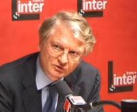 Baudouin Prot à France Inter