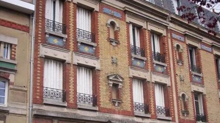 façade d'immeuble