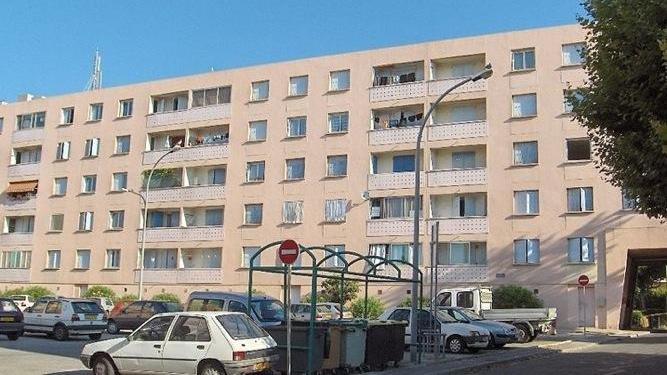 Logements HLM à Martigues