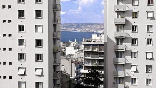 HLM à Marseille