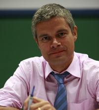 Laurent Wauquiez emploi UMP