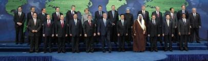 G20 de Washington en 2008