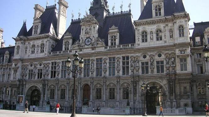 Hôtel de ville de Paris