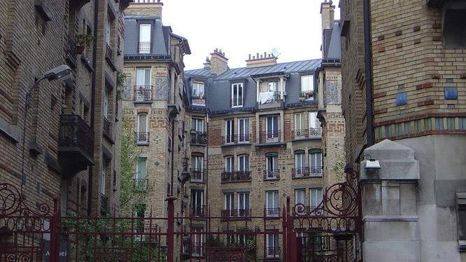 HLM à Paris (13e)