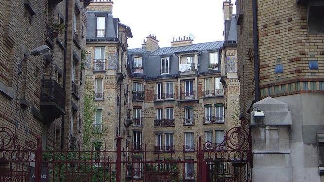HLM à Paris (13e)