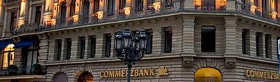 commerzbank frankfort