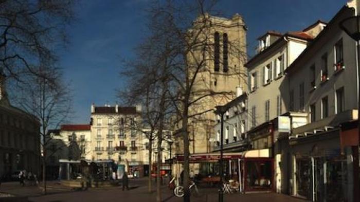 Centre-ville d'Aubervilliers