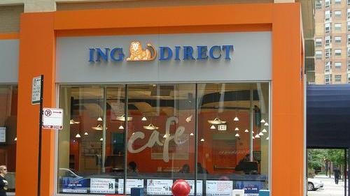 Ing Direct Café