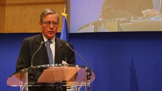 Christian Noyer, gouverneur de la Banque de France
