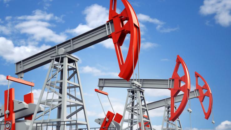 Chevalet de pompage de pétrole