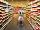 Course au supermarché