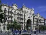 Siège historique de la banque Santander
