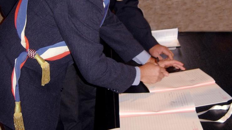 Signature maire
