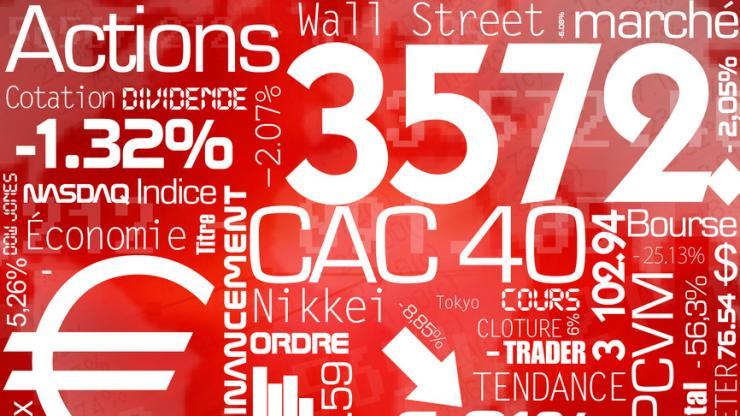 Le CAC 40 plie de 0,22% — Ouverture