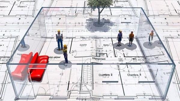 immobilier crer une mezzanine peut augmenter la surface. Black Bedroom Furniture Sets. Home Design Ideas