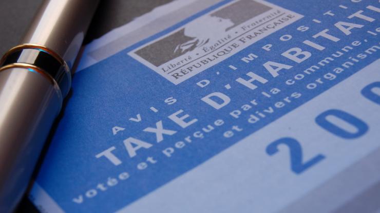déclaration taxe d'habitation