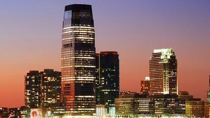 La tour Goldman Sachs