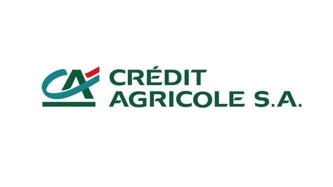 Logo Crédit Agricole SA