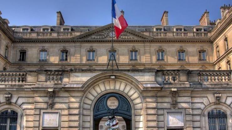 Caisse des Dépôts et Consignations, Quai Anatole France à Paris