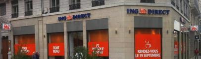 Agence ING Direct de Lyon