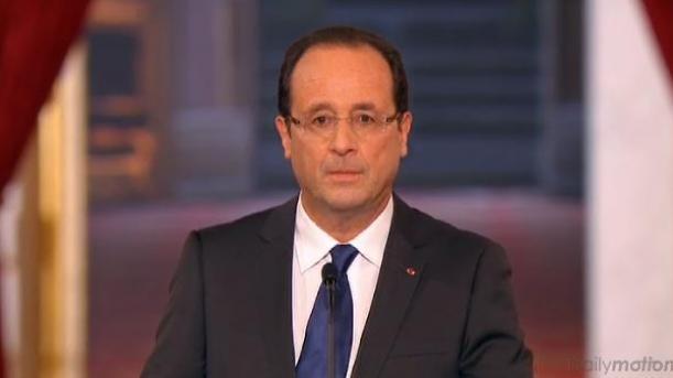 Conférence de presse de François Hollande 13 novembre 2012
