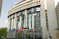 Parlement européen à Bruxelles