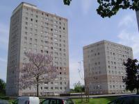 Immeubles à Antony dans les Hauts-de-Seine