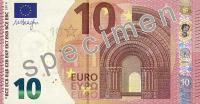 Billet de 10 euros (2014)