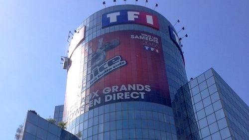 Siège de TF1 à Boulogne