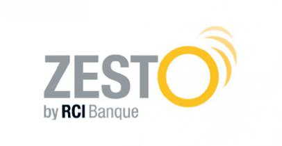 Logo du Livret Zesto, de RCI Banque