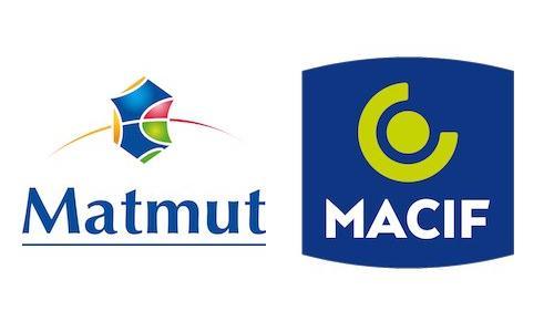 Logos Matmut et Macif