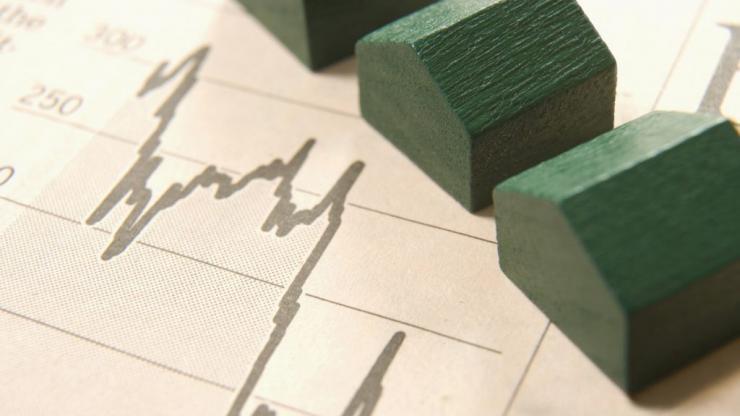 Immobilier en baisse