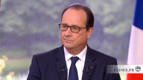Interview du 14 juillet 2014 sur Elysée.fr