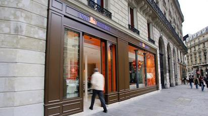 ING Direct café Paris Opéra