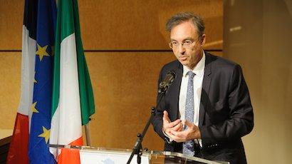 Bernard Spitz, président de la Fédération française des sociétés d'assurances