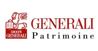 Logo de Generali Patrimoine