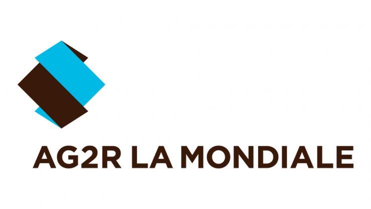 Logo d'AG2R La Mondiale