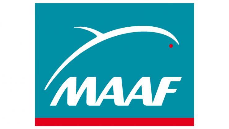Logo de la MAAF
