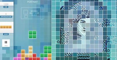 Jeu Tetris BCE