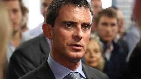 Manuel Valls en 2014