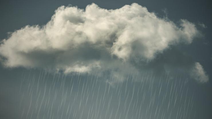Nuage et pluie