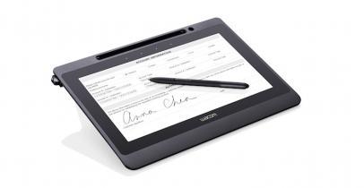 Tablette de signature wacom