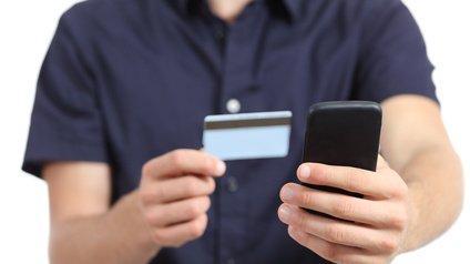 Carte bancaire et mobile