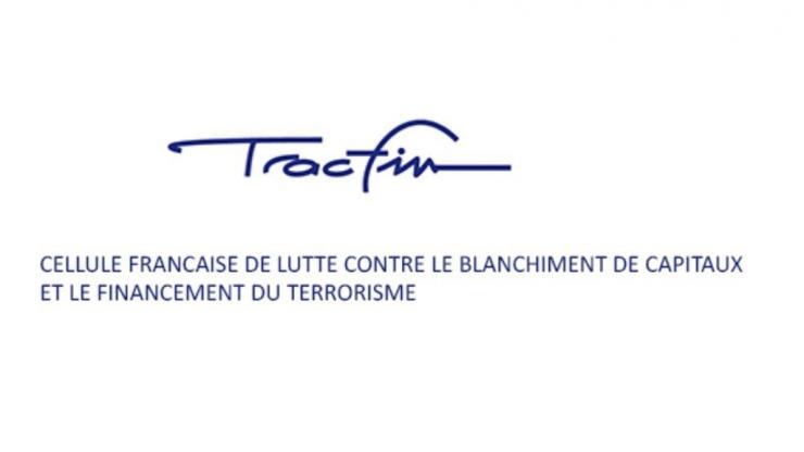Logo de Tracfin