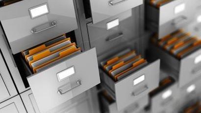 Des fichiers