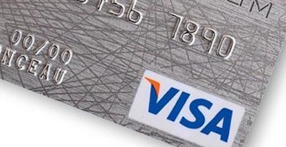 Carte bancaire Visa Platinum