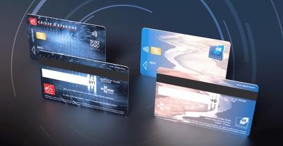 Cartes bancaires Motion Code BPCE