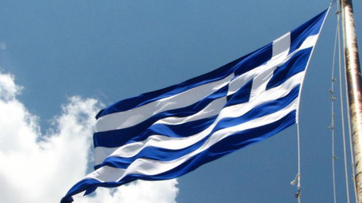 Grèce, drapeau