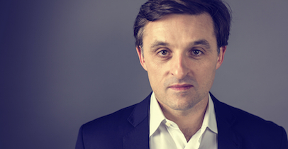 Fabrice Bouland, fondateur d'Alphametry